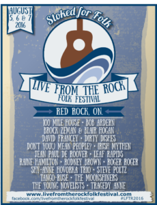 08-05-2016 - Live from the Rock Folk Festival