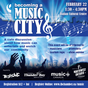 Becoming a Music City